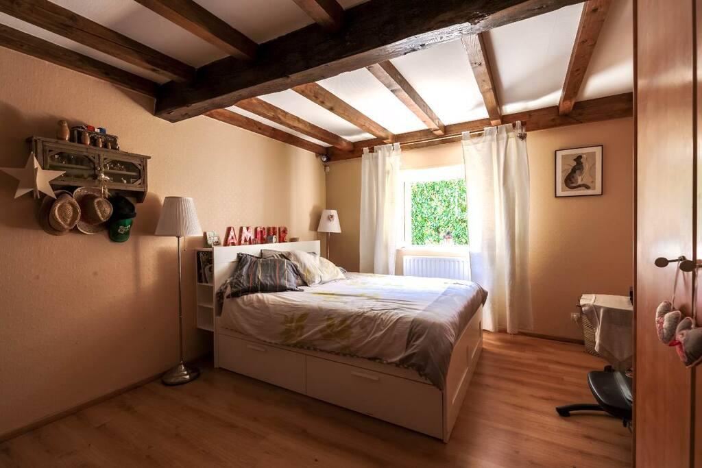 Votre chambre à coucher