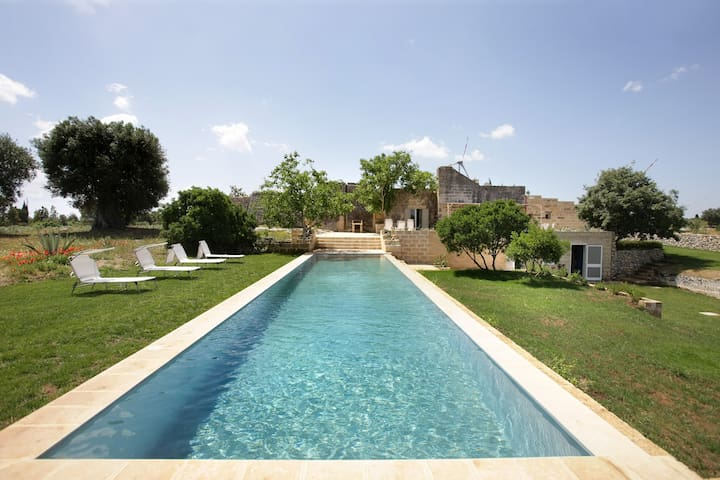 Luxury villa with pool in Salento - Lecce - Villa