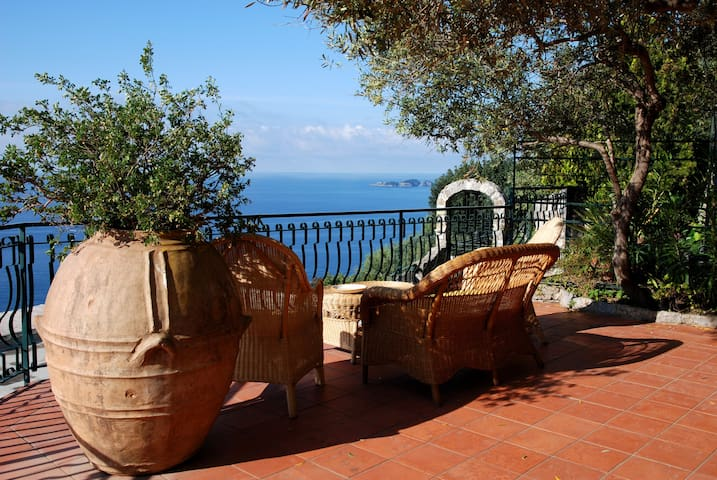 Positano Villa - Incredible View