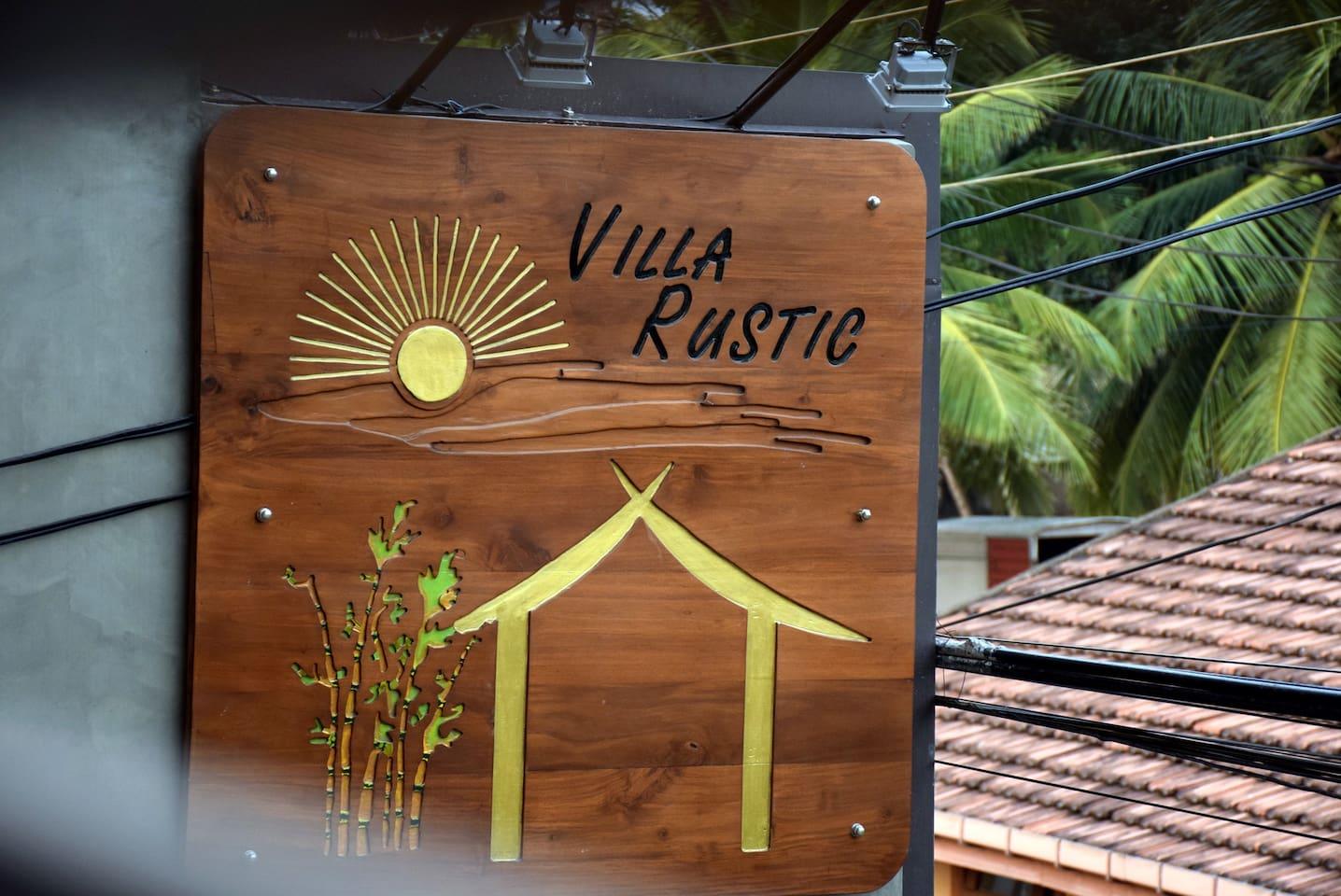 Villa Rustic