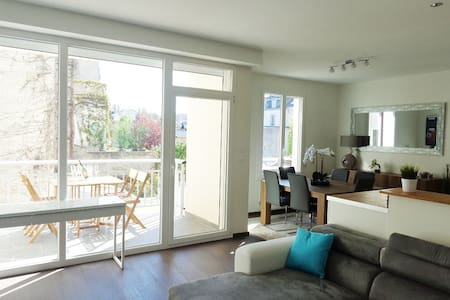 Cathedral, 2 rooms, terrace&parking - Reims - Appartamento