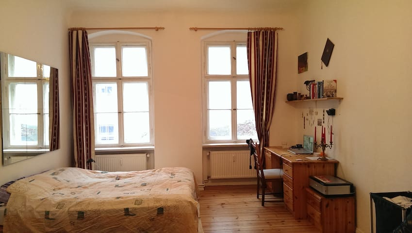 23m², fully furnished, top location - Berlin - Apartemen