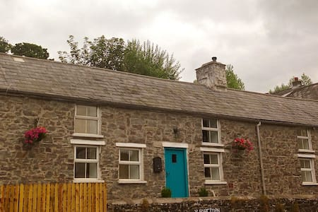 Charming cottage in Brecon Beacons - Defynnog - Hus