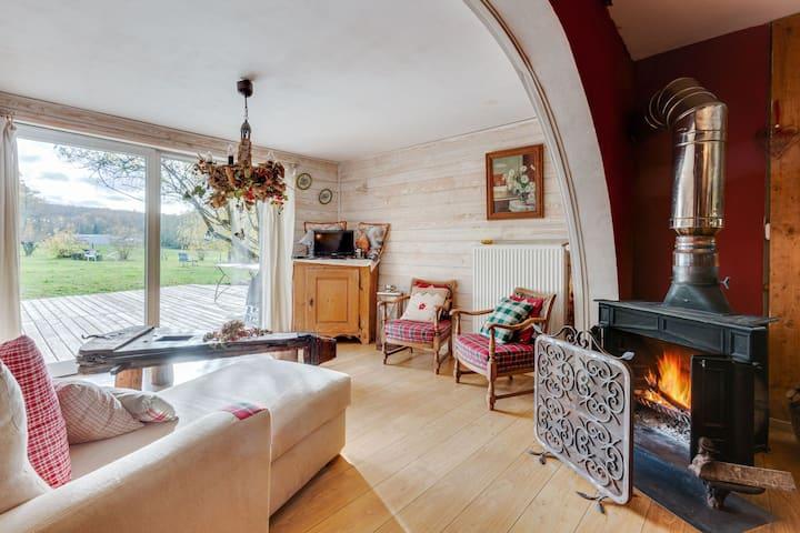 Elegant appartment in Niderviller near Forest, France.