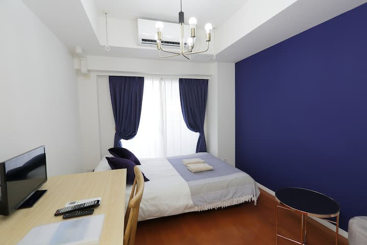 705★ 5mins to Shibuya★Free wifi★Near the downtown