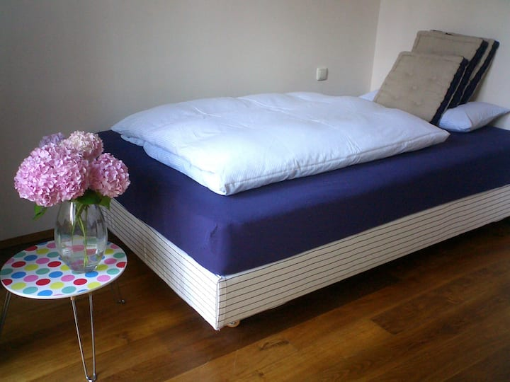 Blue Room,1. Floor, Messe Riem