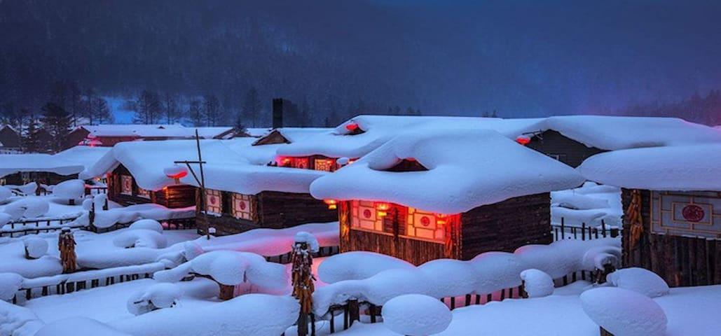 亚布力滑雪场枫林民俗客栈