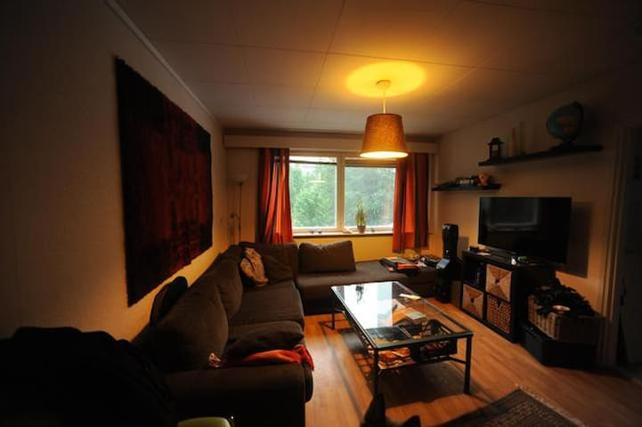 Cosy room in a shared apartment - Oulu - Leilighet