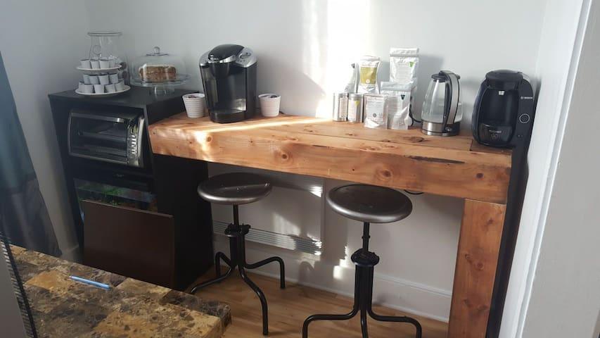Notre bar à café