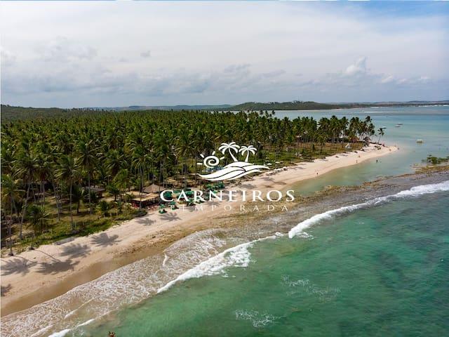 1 Quarto - Carneiros Beach Resort (C12-5)