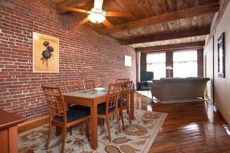 Luxury Condo in Historic District
