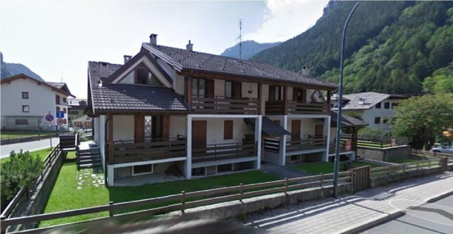 Condominio Giardino - Trilocale 7 posti letto
