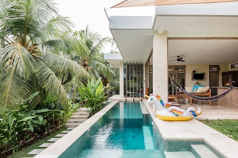 Soak Up the Sun or Enjoy Lazying in the Pool