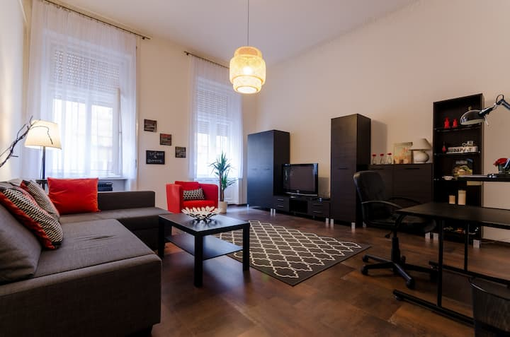 Gutenberg Apartment Budapest 'Palace district'