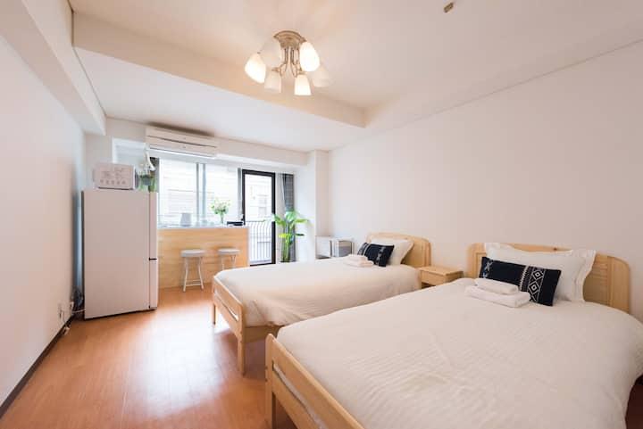 Monthly bargain/Shibuya Area/superior mansion/wifi