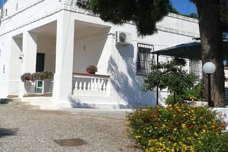 Villa 15 min from the sea , 40 min from Matera - Pisticci