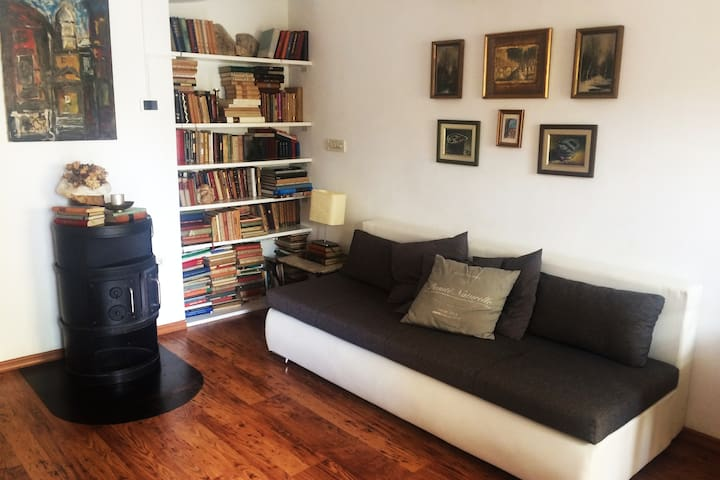 Jay's apartment- Cosy&great location