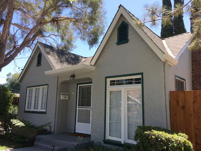 The Willow Glen Cottage