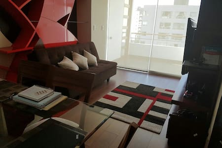 Cozy Room in Lima Center/Miraflores - Miraflores - Wohnung