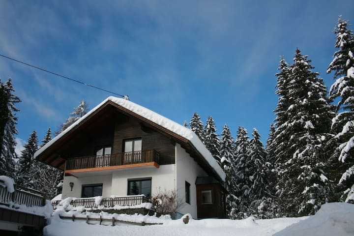 Detached holiday home in Carinthia near ski area and lakes