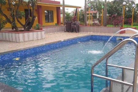 Natures Dreamland 3BHK with Private Pool