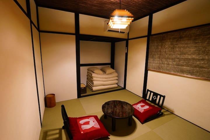 【完全個室】1名から利用可能!1泊の「旅行」から「ワーケーション」などの長期泊まで!