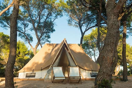 1-2 Person Classic Bell Tent - Šibenik