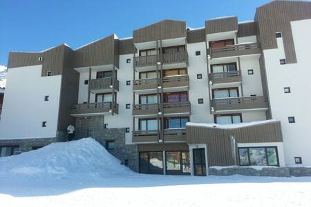 Val Thorens 6P pied des pistes, calme - Savoie - Lägenhet