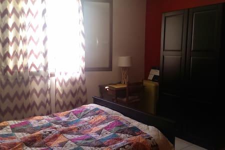 Chambre privée avec sdb dans maison - Le Versoud