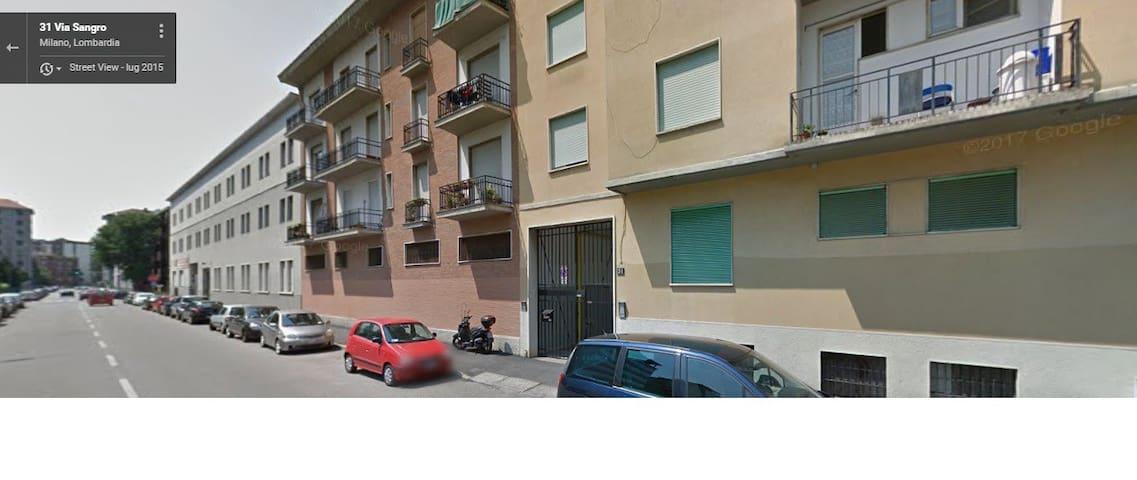 Udine apartment - Milaan - Huis
