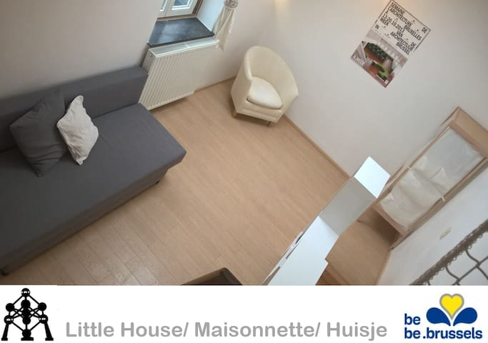 Little House/Maisonnette/Huisje - Berchem-Sainte-Agathe - House