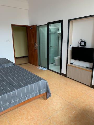 广东省恩平市易居公寓交通便利近高速口高铁口