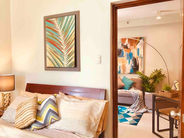 Casa Dolcé - Tropical 1 Bedroom Condo in Cebu City