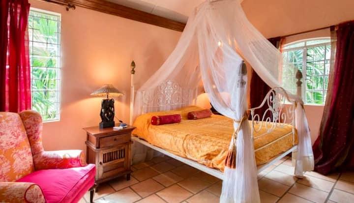 Chambre Pushkar - Villa Harmonie - nature & calme
