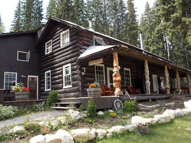Rent Entire Mountain Lodge - for Reunions/Retreats
