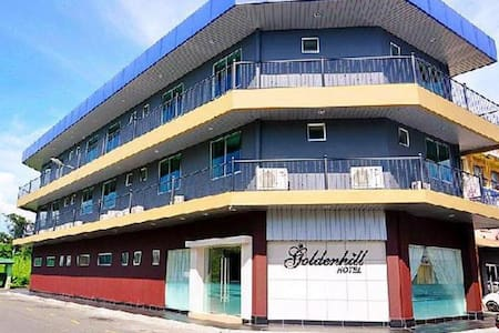 GOLDENHILL HOTEL - โคตา กินาบาลู