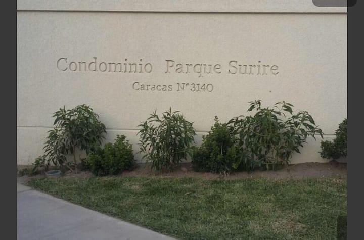 Departamento Bernarda, Condominio Surire