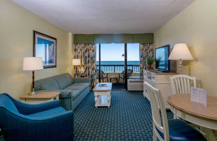 Oceanfront Suite - Close to everything!!!