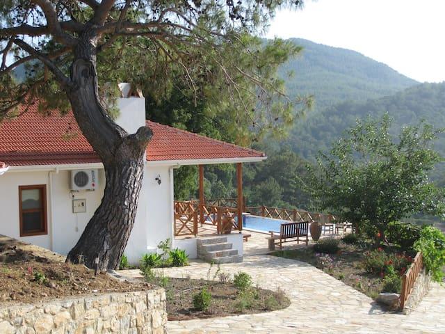 Keci Evi, Gokbel near Dalyan Turkey - Dalyan - Villa