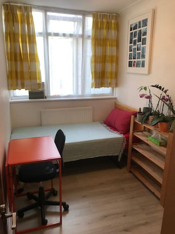 Freshly renovated, cosy and bright single room, E1