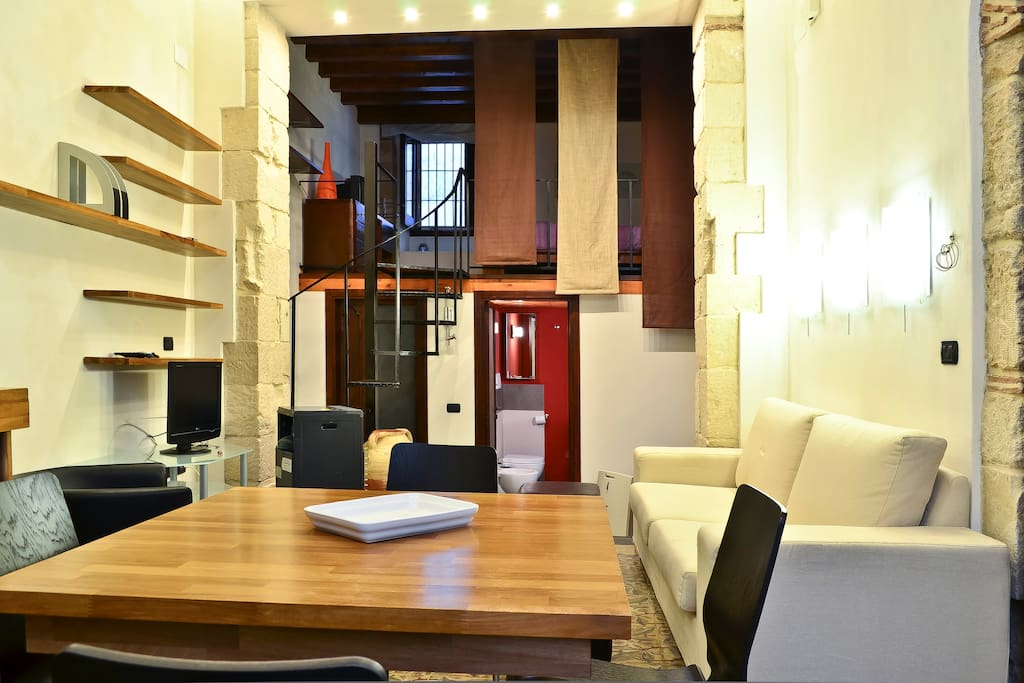 Siracusa Ortigia Airy Loft Apartments For Rent In Syracuse Sicily Italy