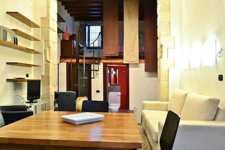 Siracusa - Ortigia - Airy Loft