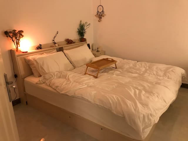 Lovely apartment in Wudaokou close to Universities