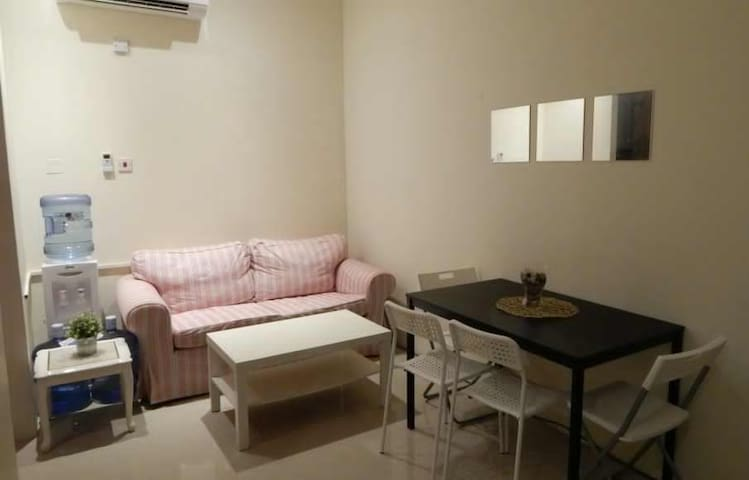 Apartment to share with a lady only for women