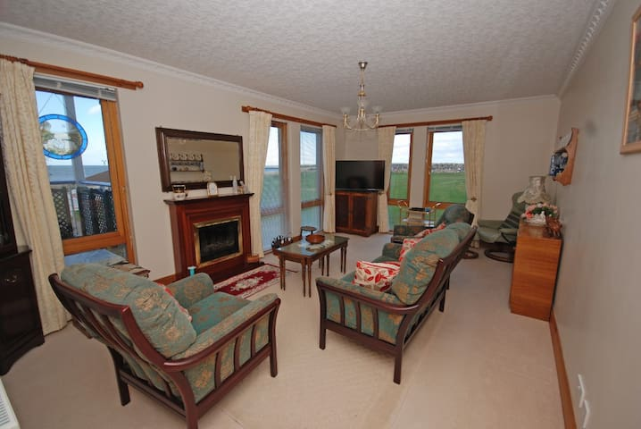 Links View Flat, Nairn - Nairn - Apartamento