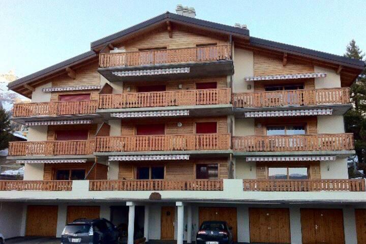 Ovronnaz location vacances « la Rèze»