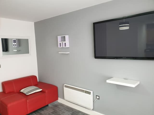 Stunning Large Bedroom Flat in Central Birmingham