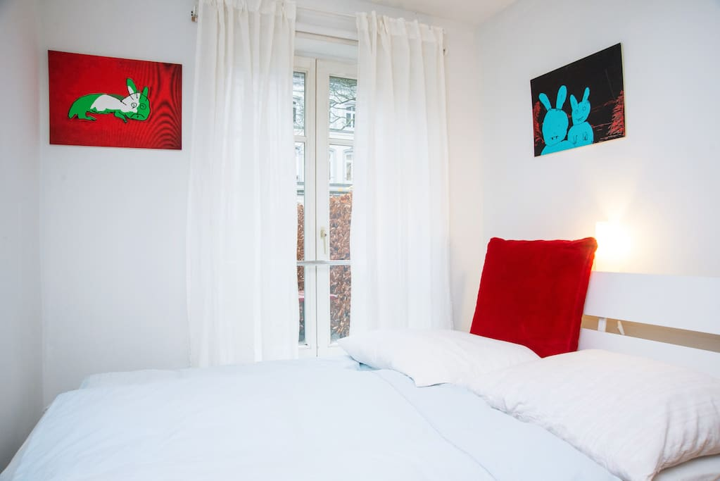 bed 140x200 cm