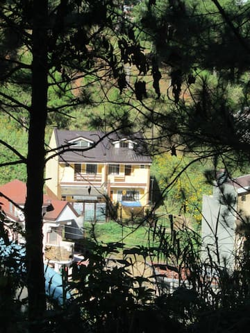 A place to stay in the City of Pines - Baguio - Hus
