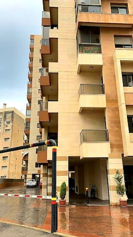 1 BD Antelias Sea View apartment.